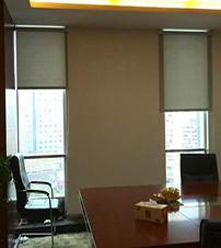 武汉硚口区城市广场安装上海浩窗帘