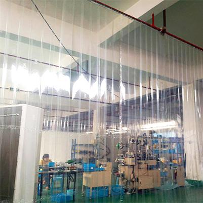塑料空调帘SSL-01