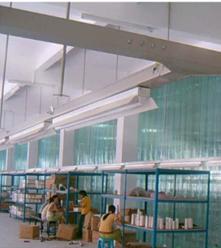 水晶帘、保暖帘、空调帘、透明帘、塑料帘HHPL—001